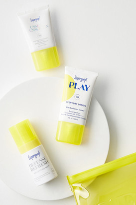 Supergoop! Jet Set Sunscreen Kit By in White Size ALL