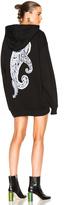 Acne Studios Yala Paisley Fleece Sweatshirt