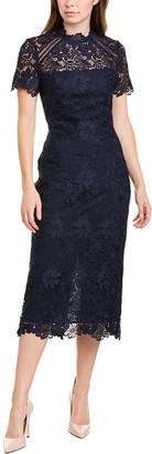 Shoshanna Kiriya Midi Dress