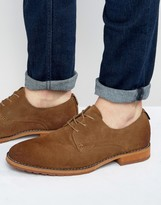Call it SPRING Edaussi Suede Derby Shoes