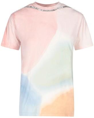 Collina Strada Crystal Details T-shirt