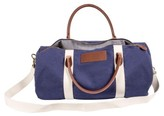 Cathy's Concepts Monogram Duffel Bag - Blue
