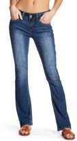 Seven7 Embellished Slim Bootcut Jeans