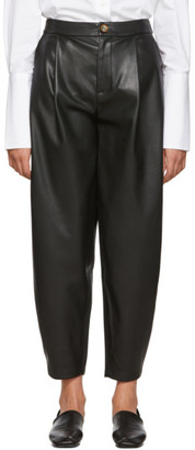 Áeron Black Fran Trousers