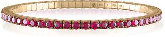 Vittorio B. Fine Jewels Fit For Life Jewels 18K Gold Ruby Bracelet