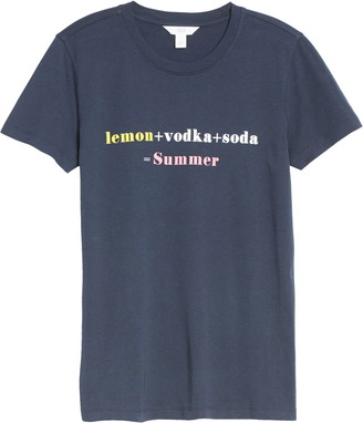 1901 Summer Equation Graphic Tee