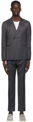 Ermenegildo Zegna Grey Drop 8 Suit