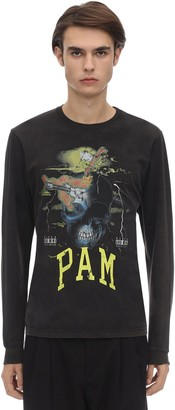 Pam   Perks And Mini On Your Mind Unisex L/s Cotton T-shirt