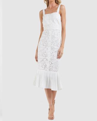 Amelius Aubree Lace Dress