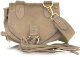 See by Chloe Collins Small Suede Crossbody Bag