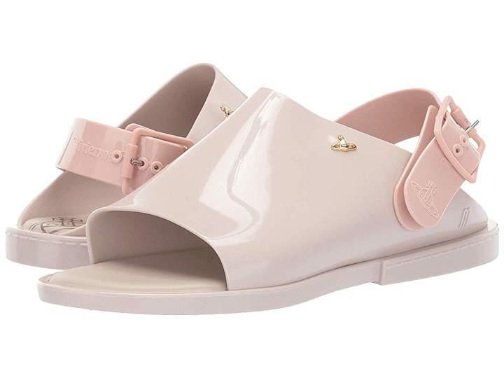 Vivienne Westwood + Melissa Luxury Shoes x Twist Slide Sandal