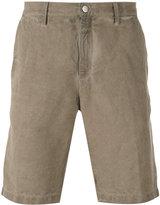 Massimo Alba bermuda shorts - men - Cotton/Linen/Flax - 48