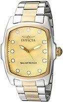 Invicta Men's 15853SYB Lupah Analog Display Quartz Two Tone Watch