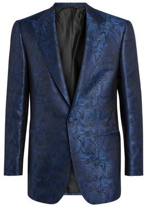 Stefano Ricci Silk Jacquard Jacket