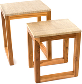 Siji Side Tables Set of 2