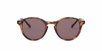 Vogue Men's VO5327S Round Sunglasses