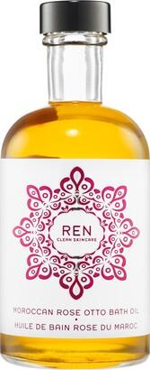Ren Skincare Moroccan Rose Otto Bath Oil