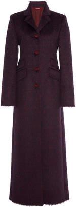 Sies Marjan Trish Multicolor Full Length Coat