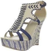 Dereon Women's Nasha Wedge Sandal