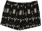 Derek Lam 10 Crosby Printed Mini Shorts