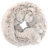 Yves Salomon infinity scarf
