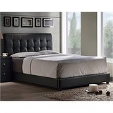 Hillsdale Lusso Bed in Black - Full
