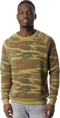 Alternative Women's Printed Champ Eco Sweatshirt