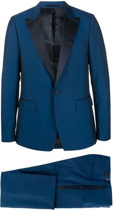 Paul Smith Satin Lapel Suit Set