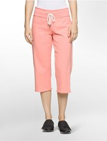 Calvin Klein Performance Cropped Sweatpants
