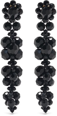 Simone Rocha Beaded Drop Earrings