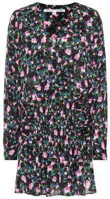 Veronica Beard Naomi printed silk dress