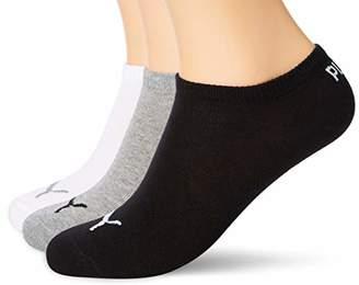 Puma Sportive Sneaker Sock (3 Pair Pack)UK 6-8