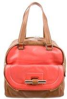Jimmy Choo Leather Justine Bag