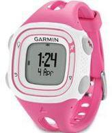 Garmin Ladies Forerunner 10 GPS Alarm Chronograph Watch 0100103905