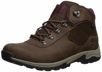 Timberland Women's Mt. Maddsen Mid Leather WP Boot