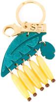Sophie Hulme bananas keychain