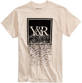 Young & Reckless Men's Crumbling Graphic-Print T-Shirt