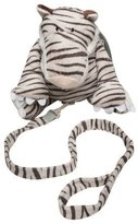 His Juvenile Animal Planet 2-in-1 Backpack with Harness, White Tiger