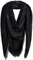Diesel Black Gold Oblong scarf