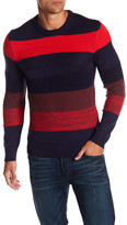 Diesel Mayall Striped Knit Sweater