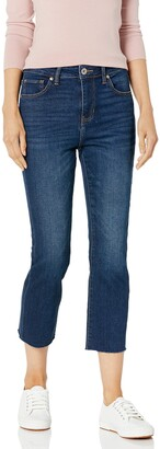 Jag Jeans Women's Mia High Rise Crop Boot Jean