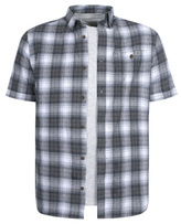 George 2-in-1 Check Shirt and T-Shirt