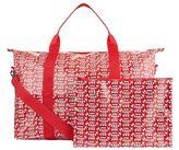 Harrods Red Bus Overnight Bag