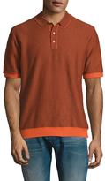 Trina Turk Morgan Cotton Polo Shirt