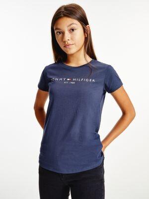 Tommy Hilfiger Essentials Organic Cotton Logo T-Shirt