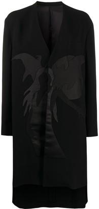 Undercover Patchwork Midi Coat
