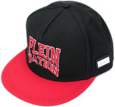 Philipp Plein logo snapback - men - Cotton - One Size