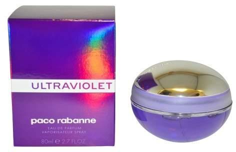 Paco Rabanne Ultraviolet by Eau de Parfum Women's Spray Perfume - 2.7 fl oz