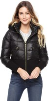 Juicy Couture Hooded Puffer Jacket