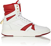 Buscemi Men's 150MM Leather High-Top Sneakers-WHITE